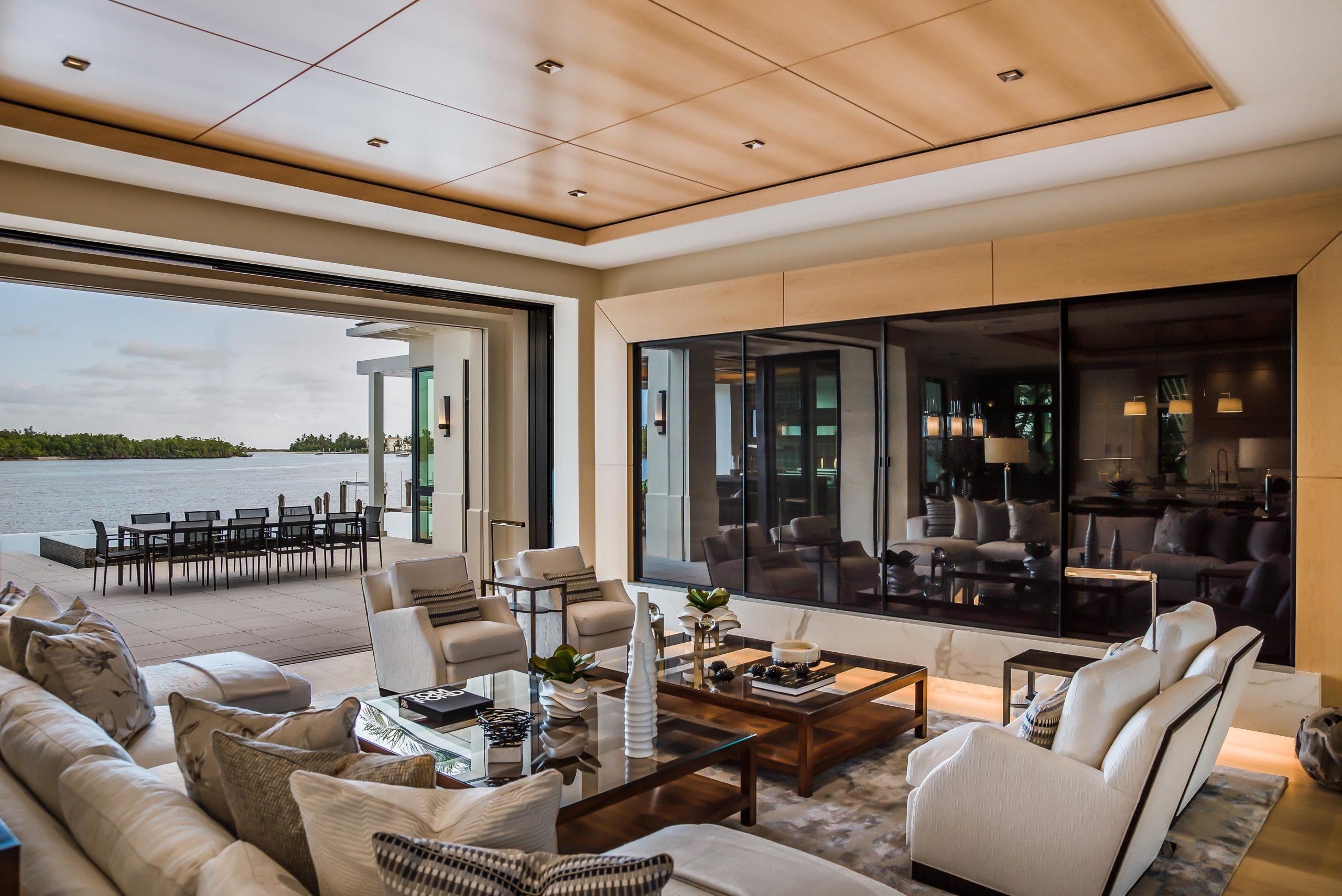Distinctive Features of Residential Interior Design
